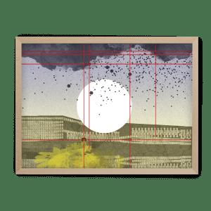 HAN illustration slovenské ilustrované puzzle