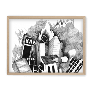 Ilustrované slovenské puzzle Pucle od Márie Čorejovej
