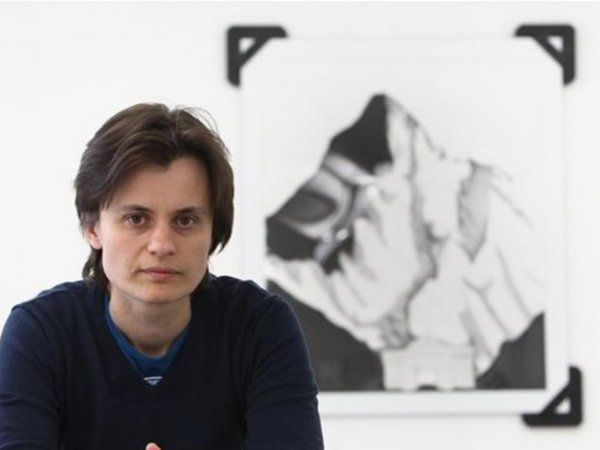 Maria Corejove slovenska ilustratorka na Pucle puzzle
