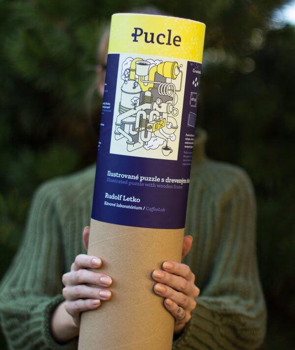 Puzzle Rudolf Letko Pucle ako skladat puzzle bez lepenia