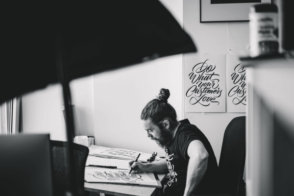 Typografia od Rudolfa Letka Pucle